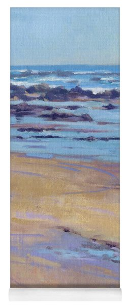 Low Tide / Crystal Cove Yoga Mat