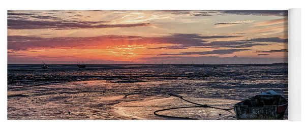 Low Tide, Thurstaston Yoga Mat