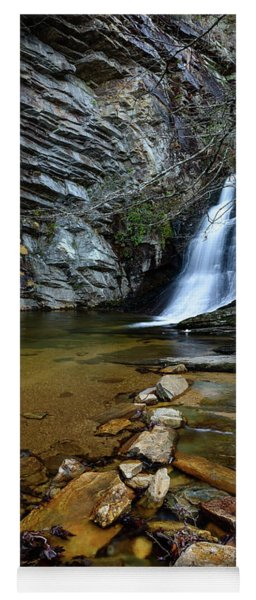 Lower Cascades Yoga Mat