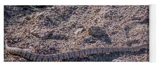 Lucky 5 Rattlesnake Yoga Mat