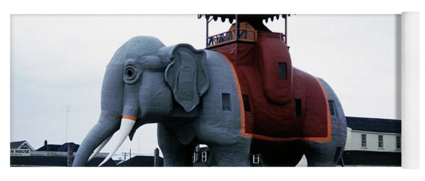 Lucy The Elephant 2 Yoga Mat