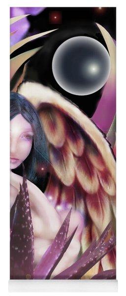 Lunar Eclipse Yoga Mat