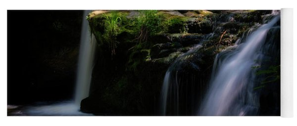 Lynn Mill Waterfalls Yoga Mat