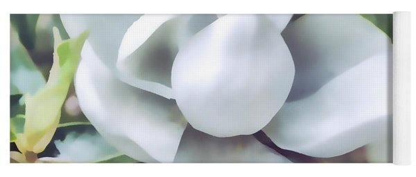 Magnolia Opening 2 Yoga Mat