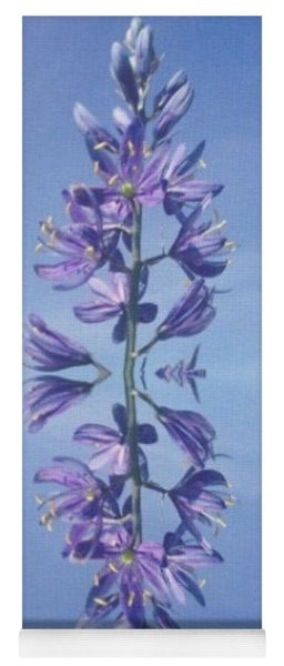 Magic Camas Flower Yoga Mat