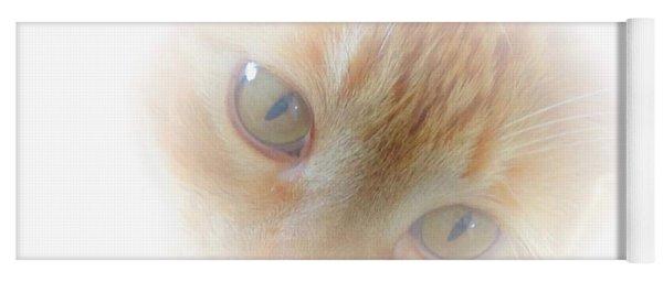 Magic Eyes Yoga Mat