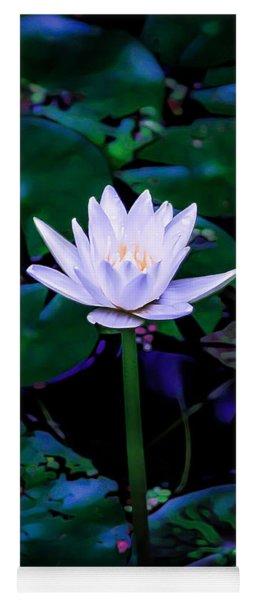 Magic Lily Yoga Mat