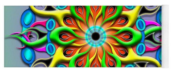 Magical Hypnosis Yoga Mat