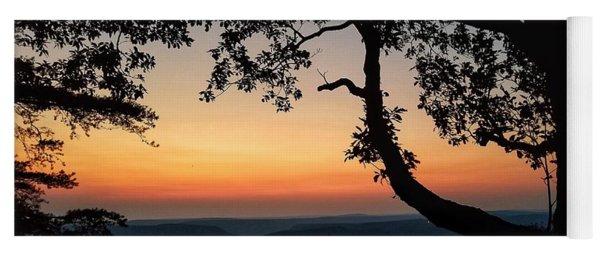 Magical Sunset Yoga Mat