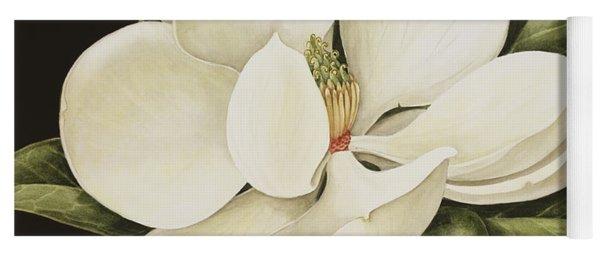 Magnolia Grandiflora Yoga Mat