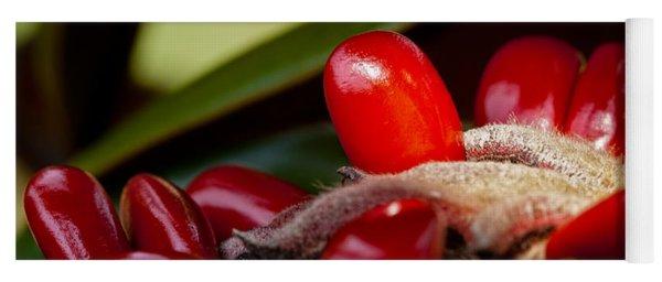 Magnolia Seeds Yoga Mat