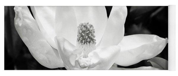 Magnolia Strong- By Linda Woods Yoga Mat