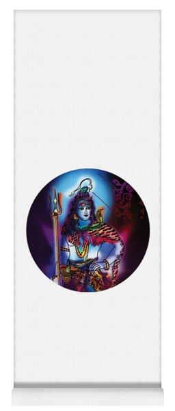 Maheshvara Shiva Yoga Mat