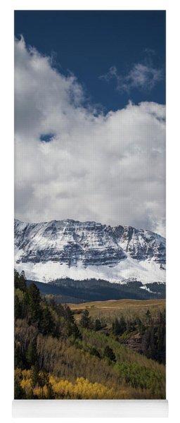 Majestic Peaks Yoga Mat