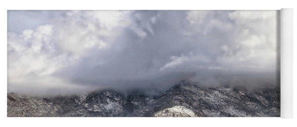 Major Storms A Brewing Yoga Mat