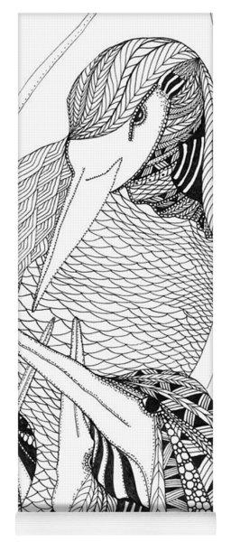 Mama Heron Yoga Mat