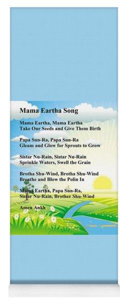 Mama Eartha Yoga Mat