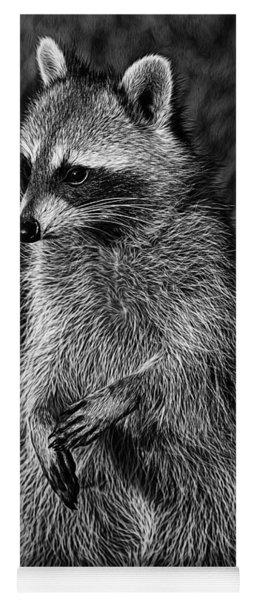 Mama Raccoon Yoga Mat