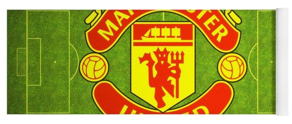 Manchester United Theater Of Dreams Large Canvas Art, Canvas Print, Large Art, Large Wall Decor Yoga Mat