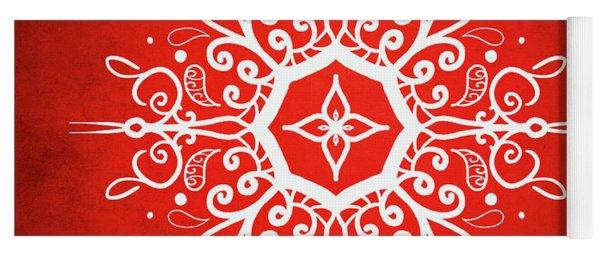 Mandala Art 5 Yoga Mat