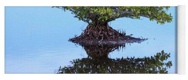 Mangrove Reflection Yoga Mat
