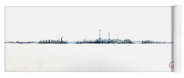 Manhattan 2018 Yoga Mat