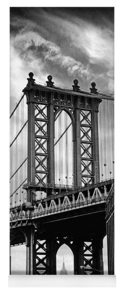 Manhattan Bridge Yoga Mat