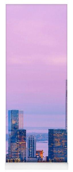 Manhattan Romance Yoga Mat