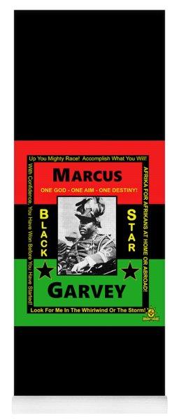 Marcus Garvey Yoga Mat