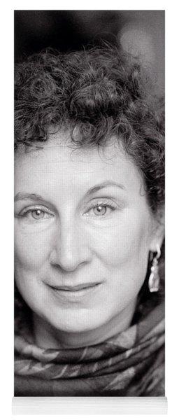 Margaret Atwood Yoga Mat