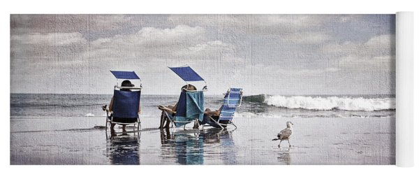Margate Beach Relaxation Yoga Mat