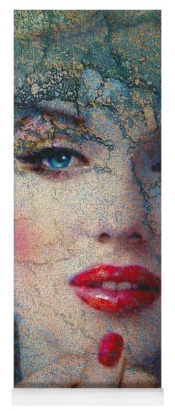 Marilyn Monroe 132 A Yoga Mat
