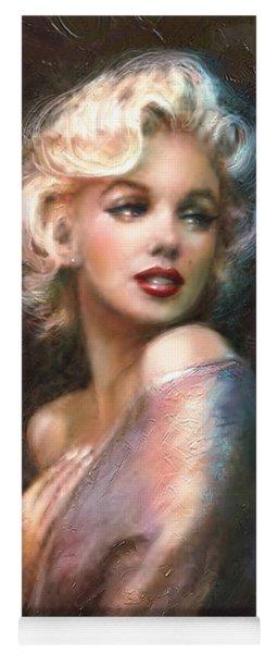 Marilyn Romantic Ww 1 Yoga Mat