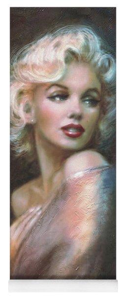 Marilyn Ww  Yoga Mat