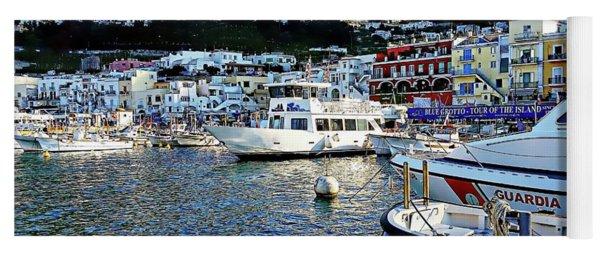 Marina Grande - Isle Of Capri Yoga Mat
