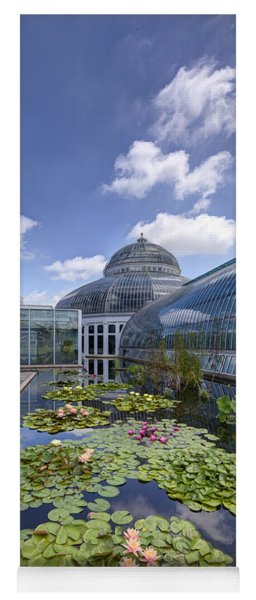 Marjorie Mcneely Conservatory At Como Park And Zoo Yoga Mat