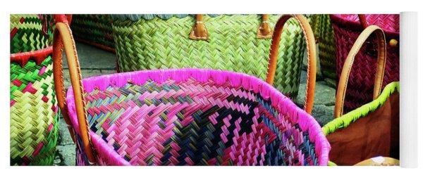 Market Baskets - Libourne Yoga Mat