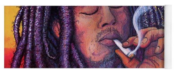 Marley Smoking Yoga Mat