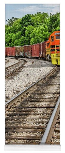 Marquette Rail Carrier Yoga Mat