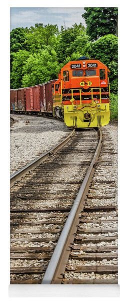 Marquette Rail Carrier Yoga Mat