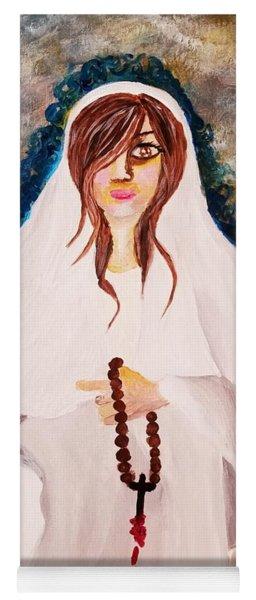 Mary Magdalene  Yoga Mat