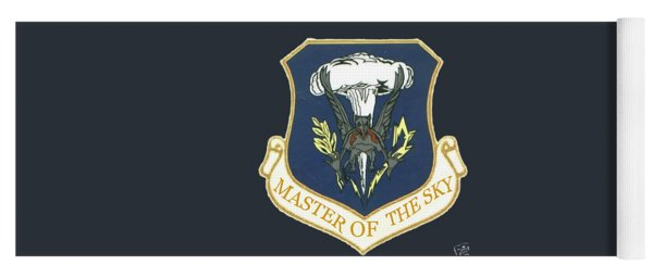 Master Of The Sky Yoga Mat