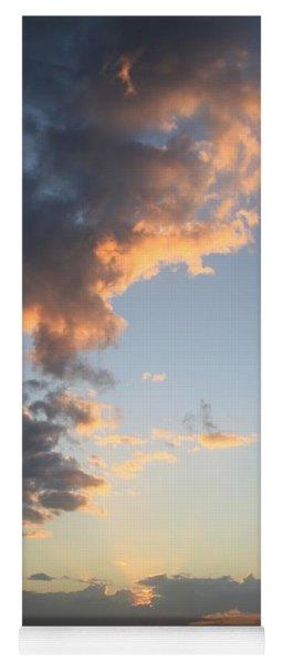 Matanzas Sunset Yoga Mat