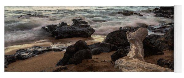 Maui Beach Sunset Yoga Mat