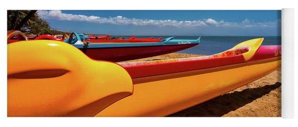 Maui Sugar Beach  Yoga Mat
