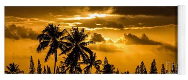 Maui Sunset Yoga Mat