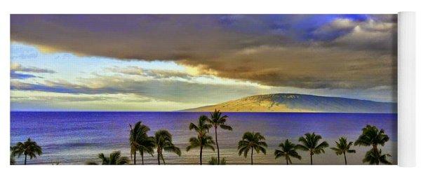 Maui Sunset At Hyatt Residence Club Yoga Mat