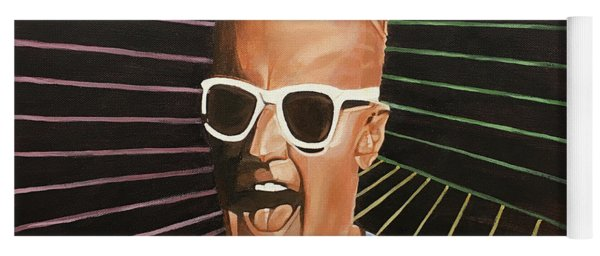 Max Headroom Yoga Mat
