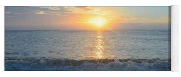 May 23 Sunrise Yoga Mat