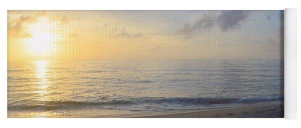 May 28th Sunrise Yoga Mat
